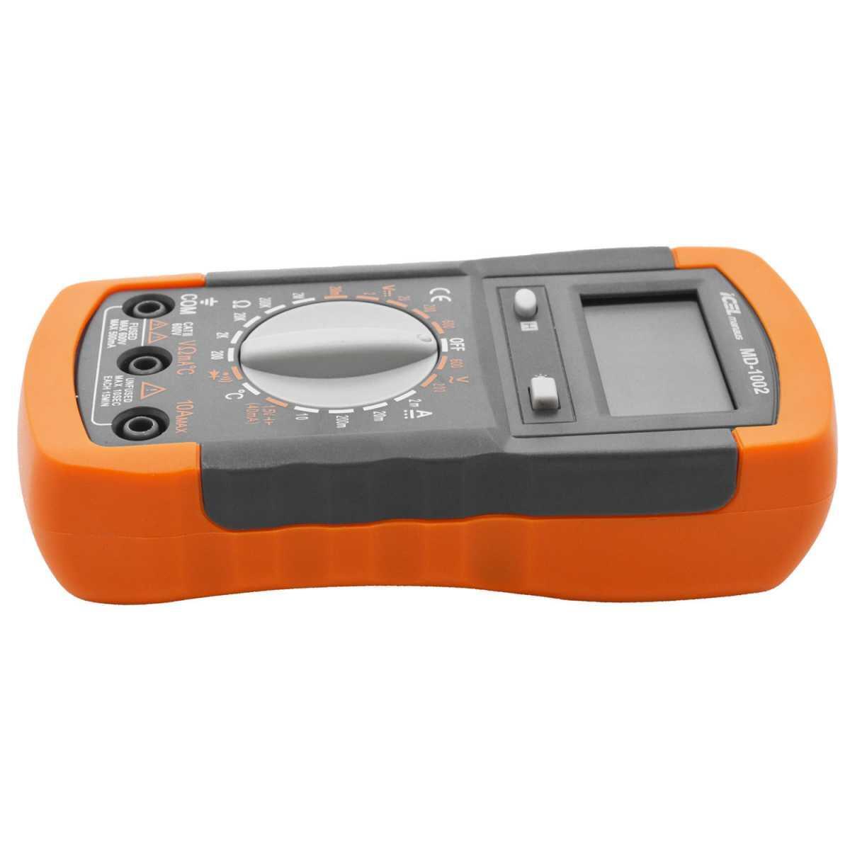 Multímetro Digital Md-1002 Icel