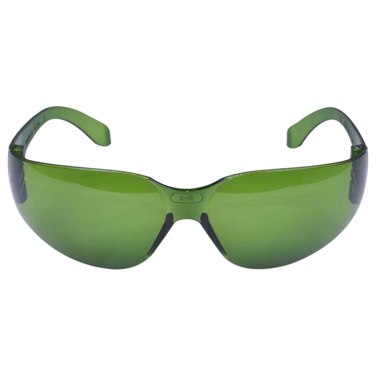 Óculos de Segurança Verde Leopardo Kalipso