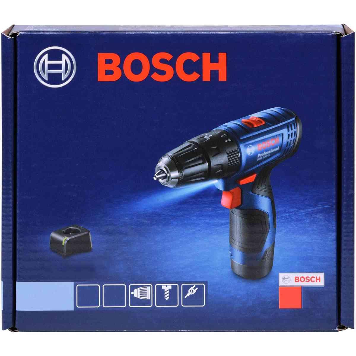 Parafusadeira/Furadeira GSB 120-Li Bateria Bosch
