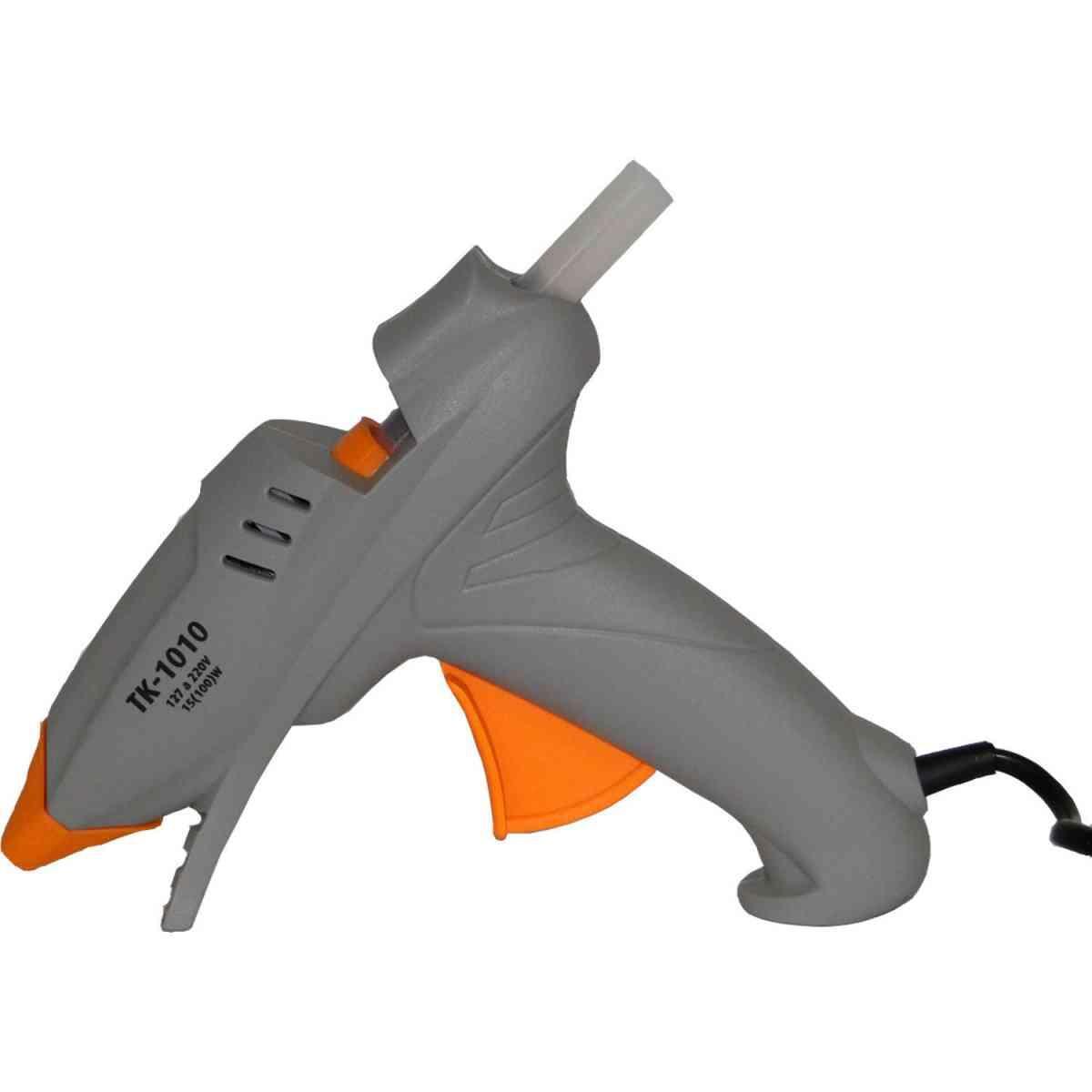 Pistola De Cola Quente TK-1010 Toyo - 15-100 Watts 110/220 Volts