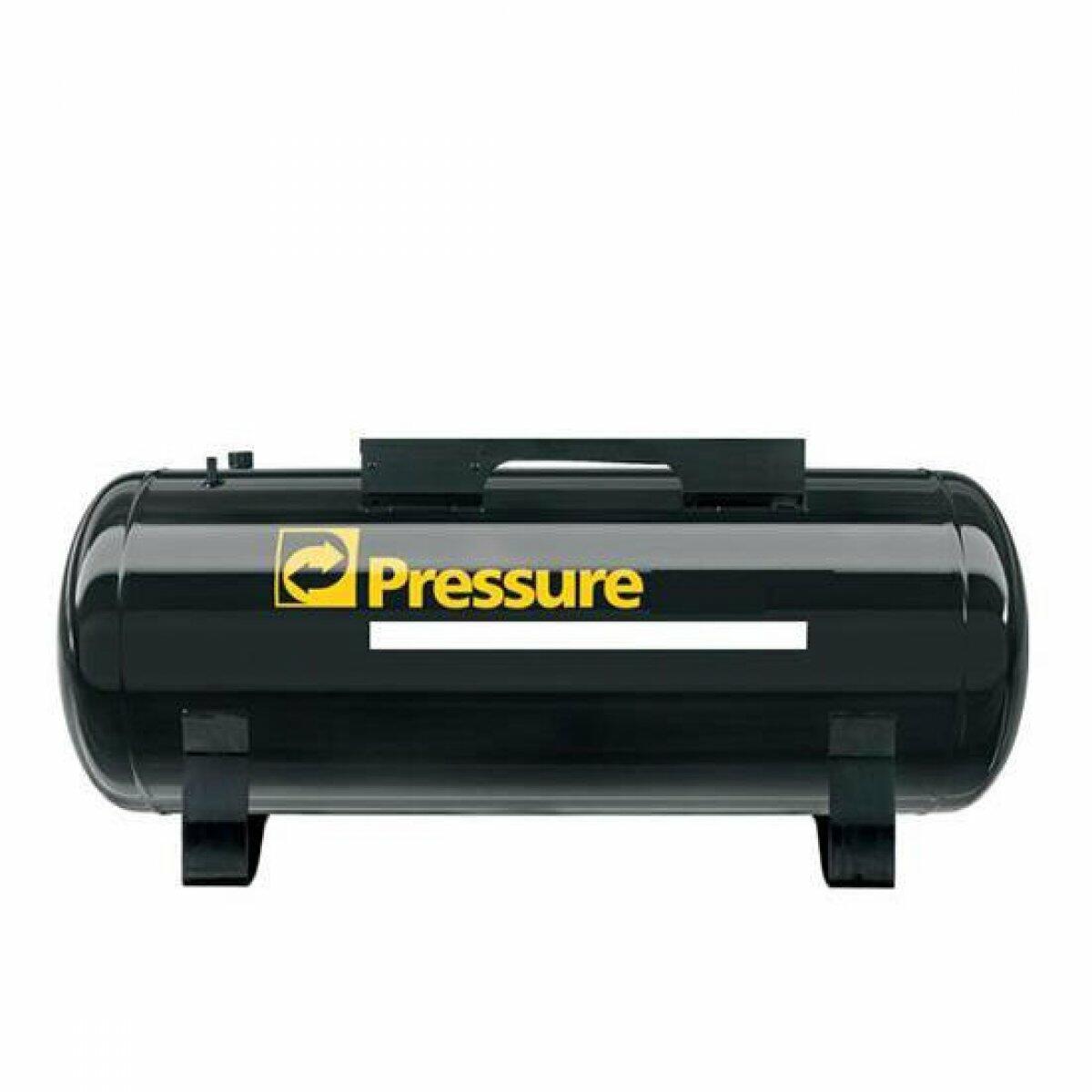 Reservatório Horizontal Para Compressor 175 Litros 140 Libras RH175 Pressure