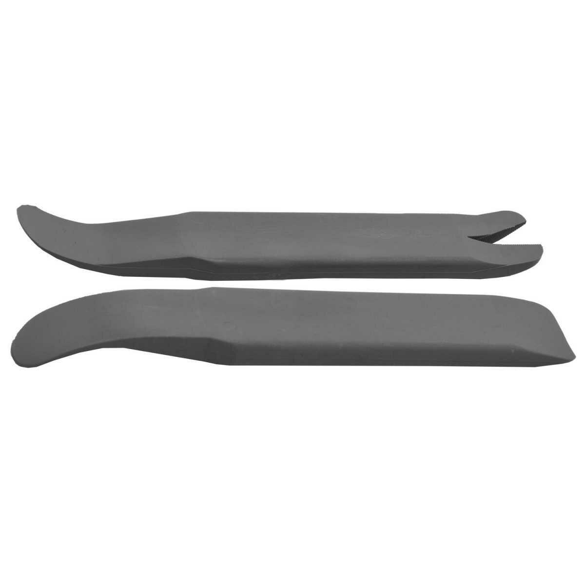 Sacador/espátula para Remover Forro de Porta Kitsaca - 2 Peças - Nylon Reforçado
