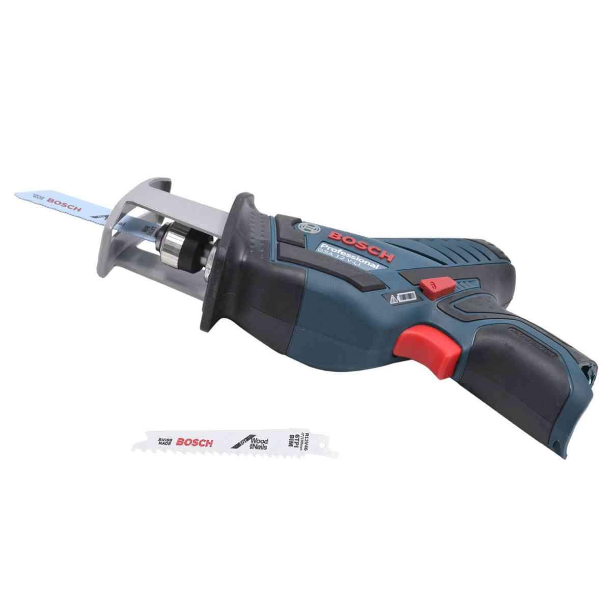 Serra Sabre a bateria GSA 12 V-LI Bosch
