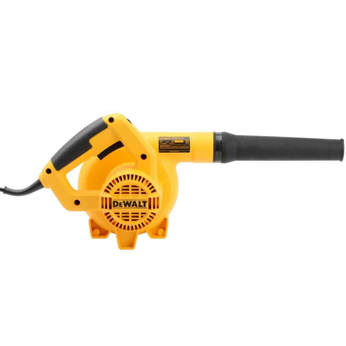 Soprador/Aspirador 800W DWB800-BR Dewalt - 127V