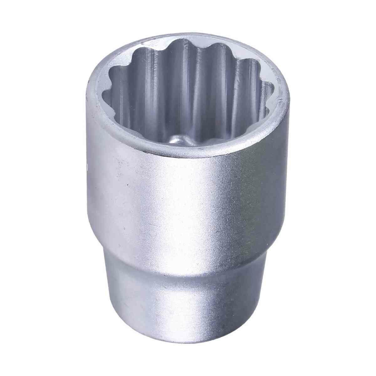 Soquete Estriado 30 MM Com Encaixe 3/4 Gedore