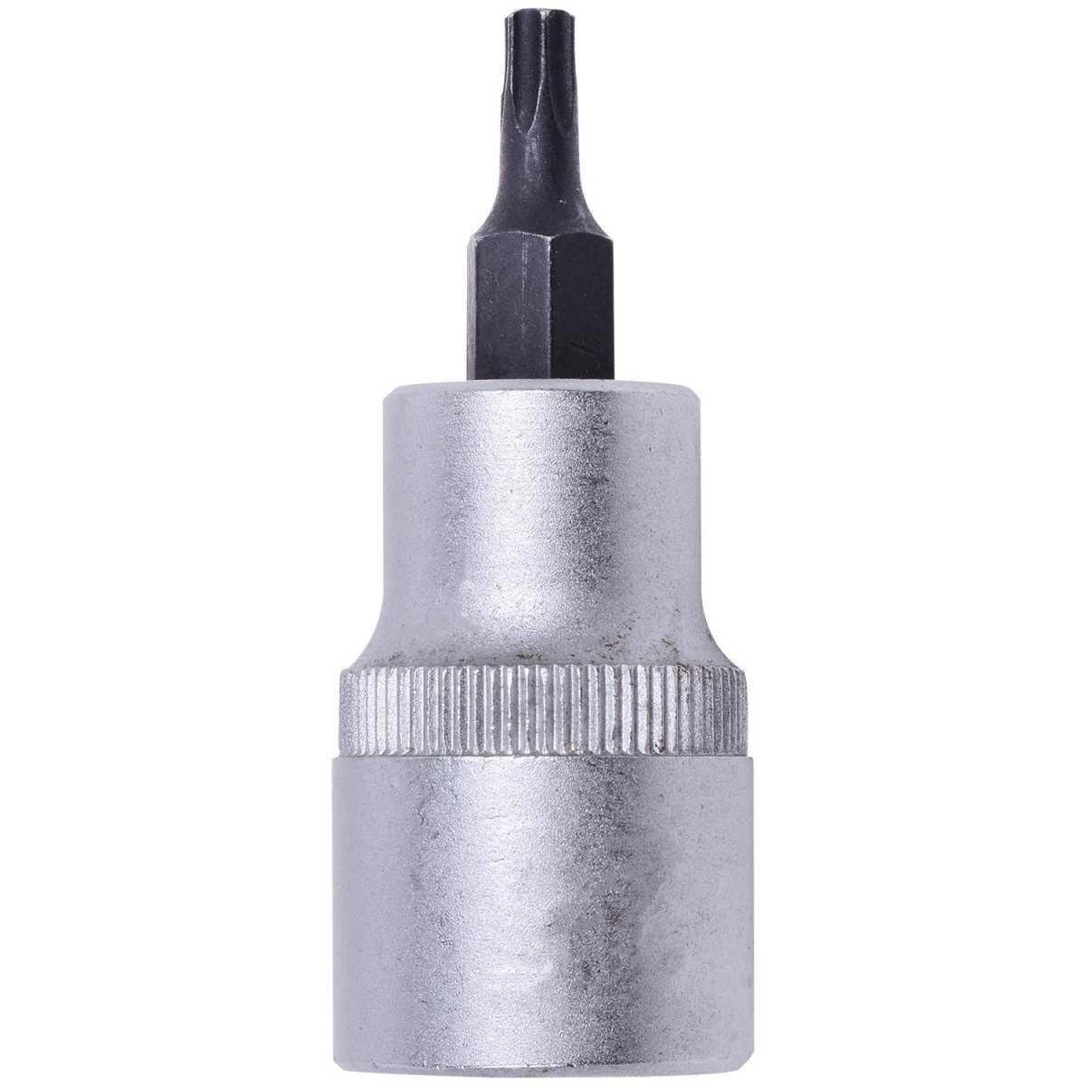 Soquete Hexalobular T 20 Curto Macho Enc. 1/2 060984 Robust