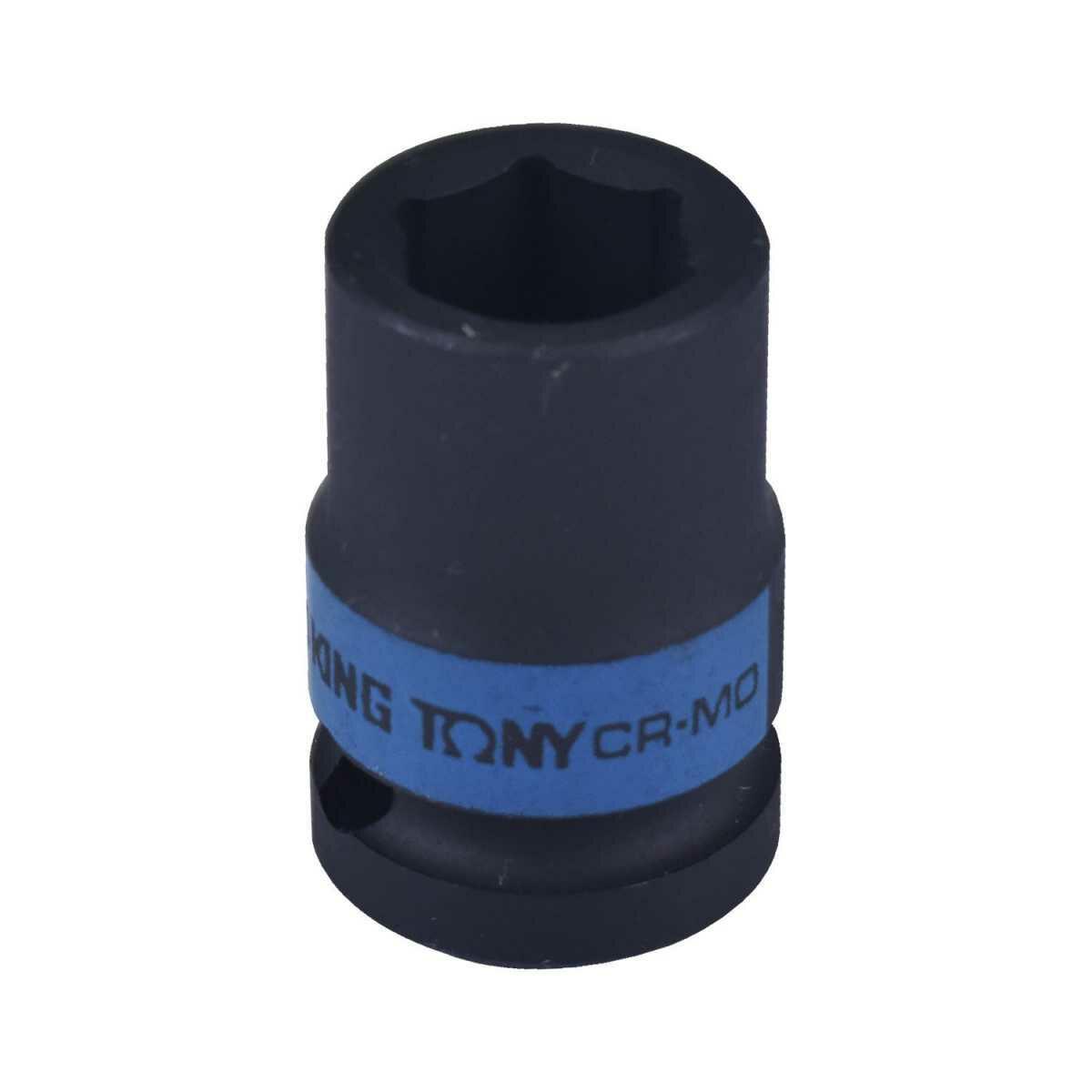Soquete Impacto Curto Enc. 1/2 14 MM King Tony