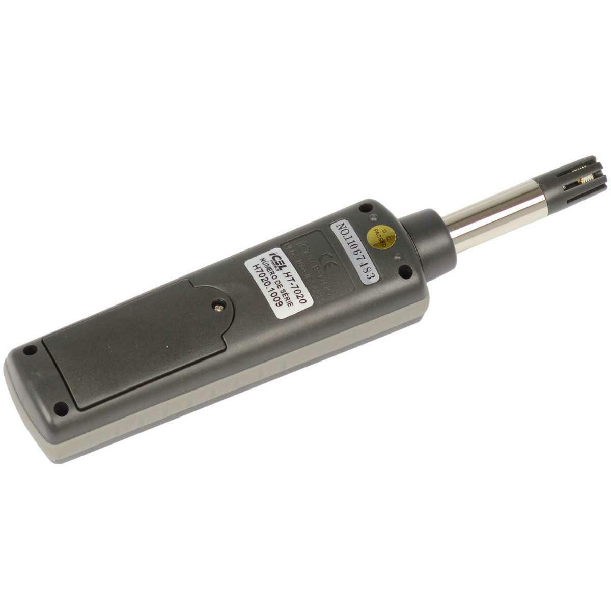 Termo-Higrômetro Ht-7020 Icel