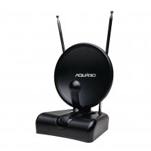 ANTENA INTERNA VHF/UHF/FM/HDTV AQUARIO