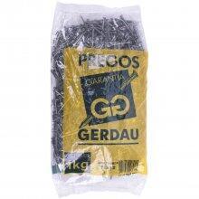 Prego Com Cabeça 12 x 12 Gerdau – 1 kg