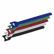 Abraçadeira Fixa Fácil 330x12mm Colorida 10 Peças Worker