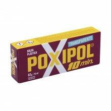 ADESIVO EPOXI LIQUID POXIPOL 10MIN TRANS 16G/14ML