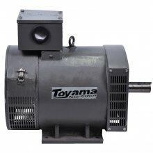 Alternador de Energia para Gerador 15.5 KVA TA15.0CT2 Toyama - 127/220V Tri