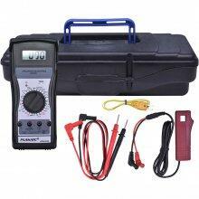Analisador Digital P/ Motores Com DIS/AMP ADM-8700/I Planatc