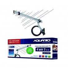 ANTENA EXT LVU11PLUS AQUARIO DIGITAL COMPLETA