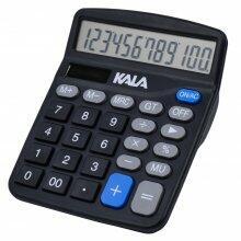 Calculadora de Mesa Solar e Bateria 12 Dígitos Kala