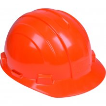 Capacete de Proteção Industrial Laranja Max Worker