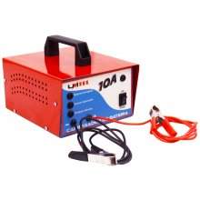 Carregador De Bateria 10Amp 16V Cb16v10a Unitel - Bivolt