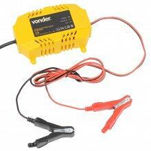 Carregador De Bateria Inteligente 20-70Ah Cib070 Vonder - 127V