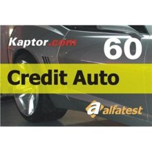 CARTAO CREDIT AUTO 60 ALFATEST