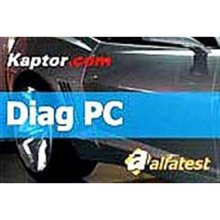 CARTAO LIBERACAO DIAGNOSTICO PC  ALFATEST