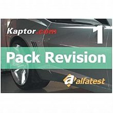 CARTAO PACK AUTO REVISION 01 ALFATEST