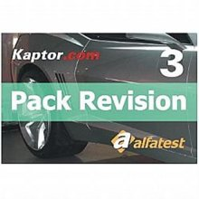 CARTAO PACK AUTO REVISION 03 ALFATEST