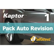 Cartão Pack Revision Diesel 1 P/kaptor.com E Evolution Alfatest