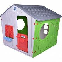 Casinha de Brinquedo Cinza 561133 Belfix