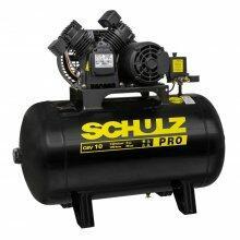 Compressor De Ar 100L 10PCM CSV10/100 PRO Schulz