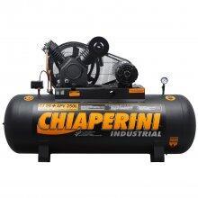 Compressor de Ar 20 Pés 250L CJ20+APV Chiaperini