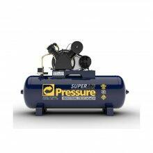 Compressor 20 pés  200 litros Super Ar Pressure - Industrial 220/380V