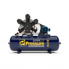 Compressor De Ar 60 PCM Trifásico 425 LT Pressure - 220/380V