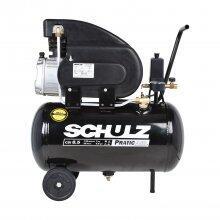 Compressor De Ar 8,2 Pés 25L Pratic Air CSA 8,2/25 Schulz