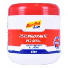Creme desengraxante Limpeza de Mãos 500 gramas mundial prime