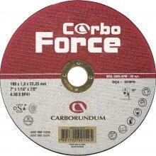 DISCO CORTE AÇO CARBORUNDUM 300X3,2X19,05 CARBO