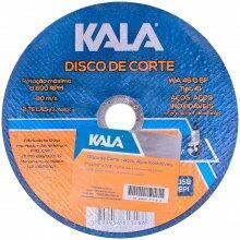 "DISCO CORTE FINO INOX 7""X1,6MMX22,2MM KALA"
