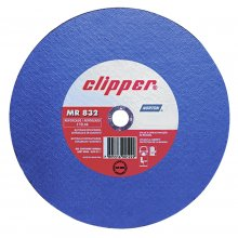 Disco de Corte Mr832 Clipper 178 x 3 x 22,22mm Norton