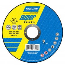 Disco de Corte Super Ar312 254x3,2x19,05mm Norton