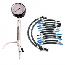 Equipamento Teste Pressão/Vazão Combustível TVP8700 Planatc