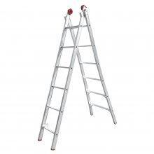 Escada De Alumínio Dupla Extensiva 6 mWorker