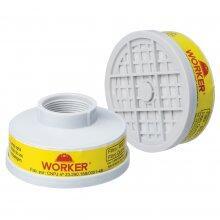 Filtro Para Respiradores 2 Peças Worker