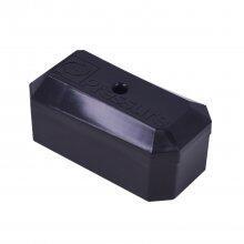 Filtro Reto de Plástico 3/8 Para Compressor de Ar Pressure