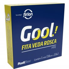 FITA VEDA ROSCA GOOL 18MMX10M