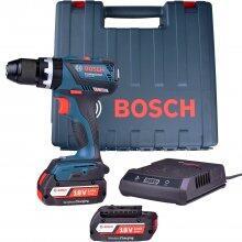 Furadeira / Parafusadeira à Bateria 18V GSB18VEC Bosch – 220V