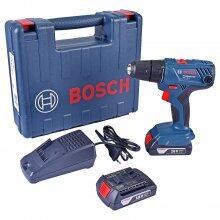 Parafusadeira Furadeira a Bateria 18V GSR180-LI Bosch Bivolt