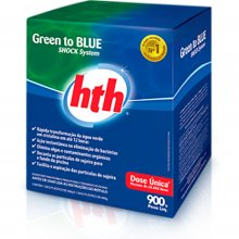 Green To Blue 900g HTH