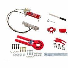 Kit Para Cambagem Dianteiro MR110 MR Ribeiro - Cor Vermelha