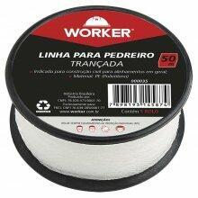 LINHA PEDREIRO WORKER TRANCADA 100M