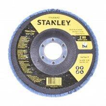 """Lixa Disco Flap 4-1/2"""" G80 STA4080FZ Stanley"""
